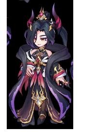 Black Blaze Empress Nelia
