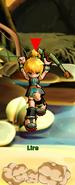Archer Double jump atk