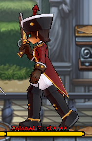 Frostland - Colonel Musketeer