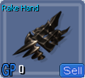 RakeHandAccessory