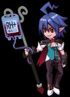 Incomplete Vampire Baron Dmitri