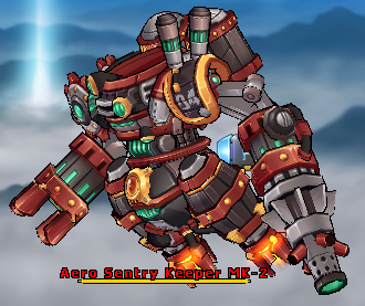 Aero Sentry Keeper MK-2