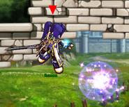 Abyss Knight Magic Jump Atk NEW
