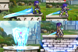 Erudon Weapons