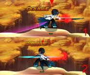 Uno double