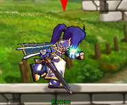 Abyss Knight Dash Outer Wall