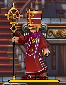 Frostland - Arch Sorcerer