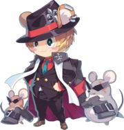 Grand Chase for kakao Alcapone