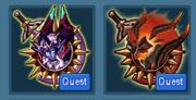 Hero Dungeon Crests