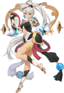 Grand Chase for kakao Rin 02
