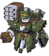 Operational Mecha Rocco