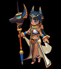 Omnipotent Queen Cleopatra