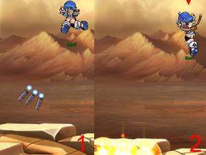 Mari RC Rocket Jump Atk