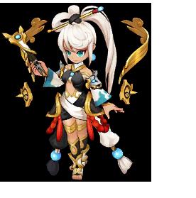 Goddess Incarnate Rin