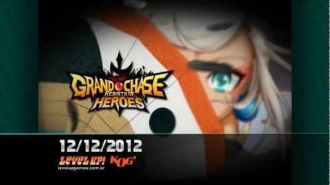 Grand Chase - Escolhida, a 4ª classe da Lin!