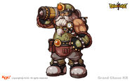 1. Iron Dwarf Engineer