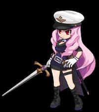 Righteous Navy Olivia