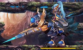 Spear Dahlia