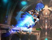Rune Caster Rocket Boost