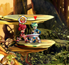 Lime MP aura skill block
