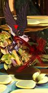 Dark Goddess jump attack