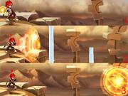 Jin ST Dragon Squall Burning