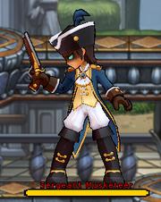 Frostland - Sergeant Musketeer