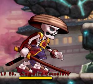 Guerreiro Esqueleto