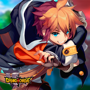 Grand chase kyle