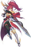 Grand Chase for kakao Elesis 02