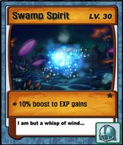 Lvl 30 - Swamp Spirit