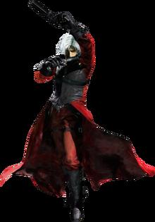 Pose do Dante