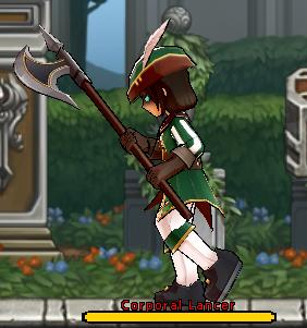 Frostland - Corporal Lancer