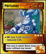 Partusay Card