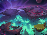 Demon World - Crimson River