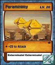 Lvl 20 - Paraminimy