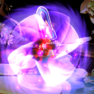 Lâmina Espiritual em Fúria