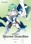 Sacred Guardian Lime Serenity