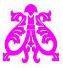 Simbolo da Academia de Magia Violeta