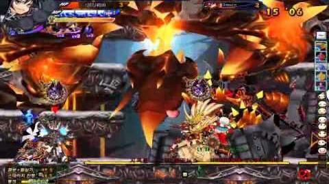 KGC Hell's Furnace Boss