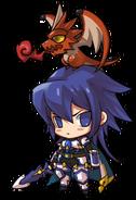 DragonKnight Chibi