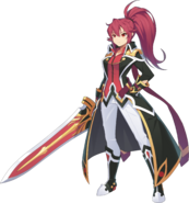 Grand Chase for kakao Elesis 01