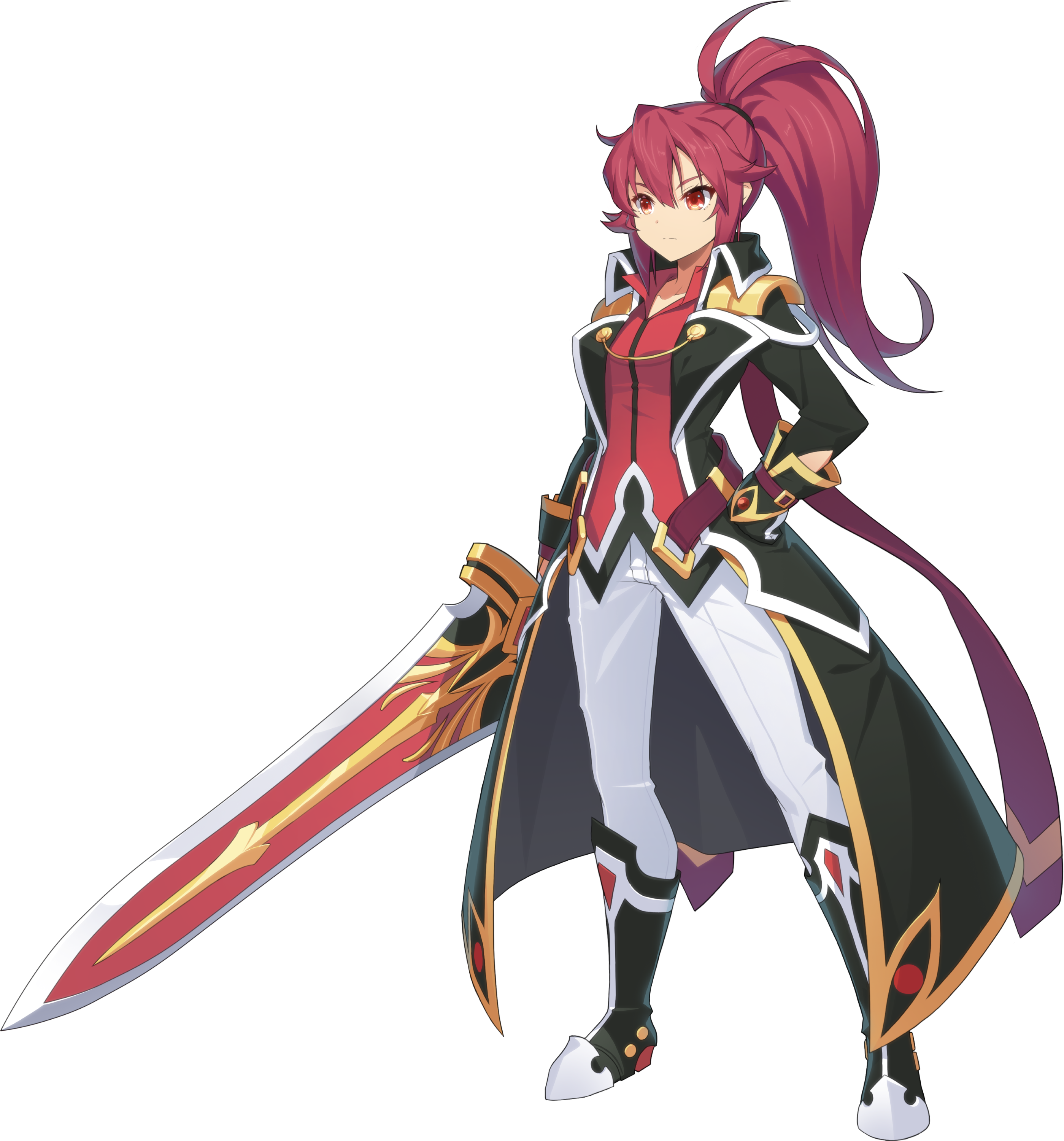 Elesis/Grand Chase Dimensional Chaser | Grand Chase Wiki | FANDOM