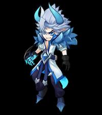 Frozen Blade Hanout
