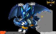 89 Blue Blitzchen