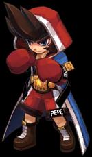 Boxer's Spirit Pepe