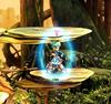 Lime DEF aura shield
