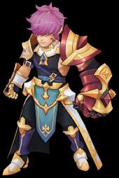 Lieutenant Baronas