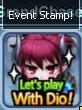 Event Stamp - Dio