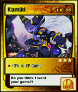 Kamiki Card